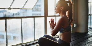 Meditatie gezond
