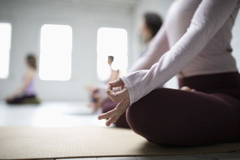 why runners should be meditating