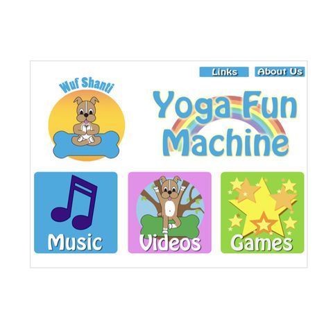 meditation apps for kids wuf shanti yoga fun machine