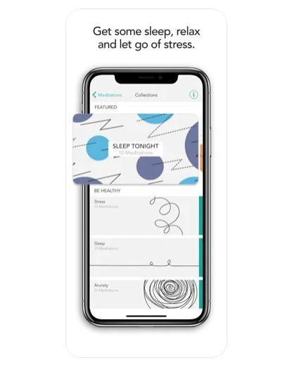 meditation studio app logo