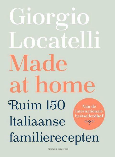 mediterrane kookboeken made at home