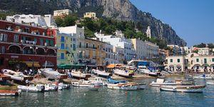 Capri, Naples