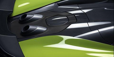 McLaren Long Tail teaser