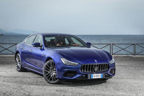 Land vehicle, Vehicle, Car, Automotive design, Luxury vehicle, Performance car, Maserati ghibli, Sports car, Personal luxury car, Maserati,