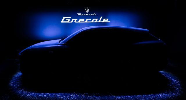 maserati grecale name announced