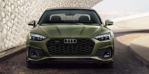 Refreshed 2020 Audi A5 and S5 Will Cost $500 to $3400 Less
