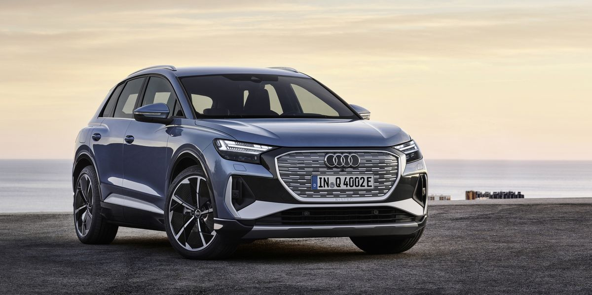Audi's Sexy New EV Could Be Its Most Important New Car