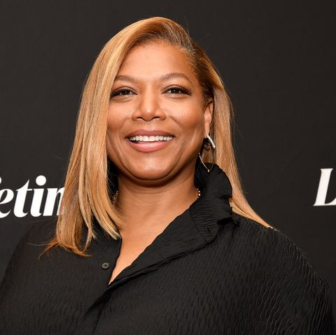 medium length celebrity hairstyles queen latifah