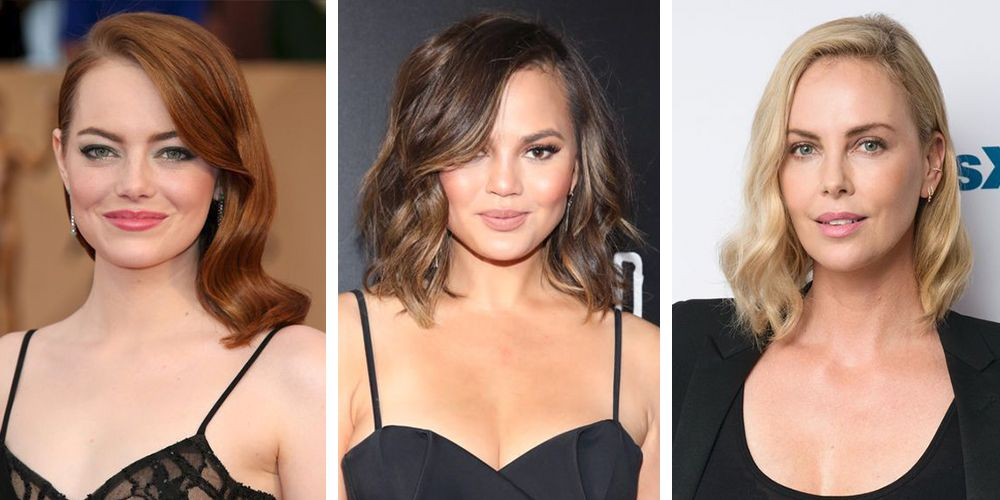 62 Medium Length Hairstyles That We Cant Wait To Try