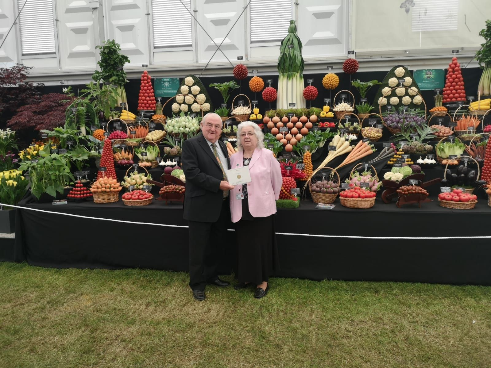 5 secrets to growing award-winning vegetables, reveals Chelsea Flower Show champion vegetable grower