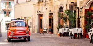 Meest romantische bestemmingen van Europa