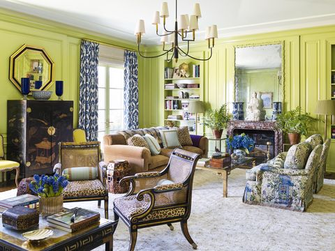 Step Inside Designer Meg Braff's Colorful and Modern Long Island Home