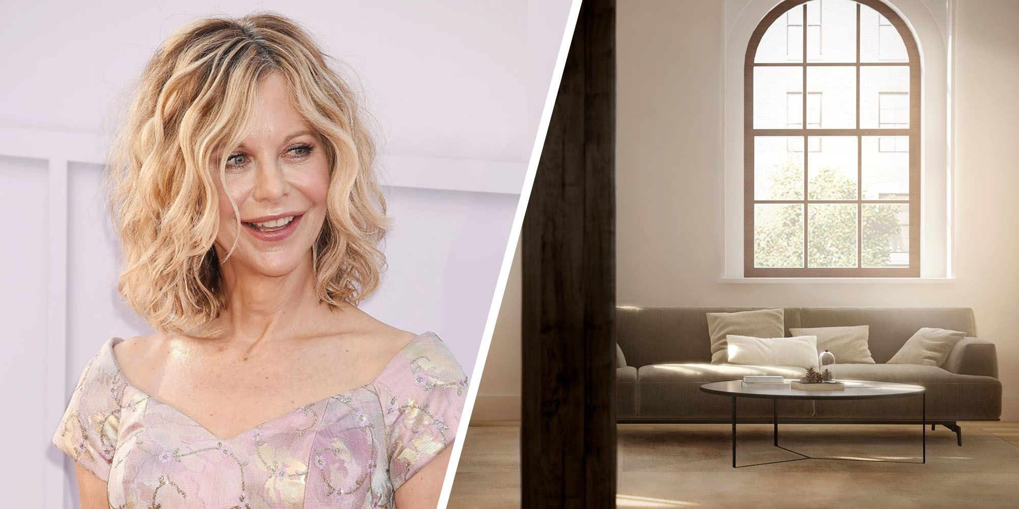 meg ryan tribeca apartment