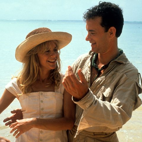 Meg Ryan And Tom Hanks In 'Joe Versus The Volcano'