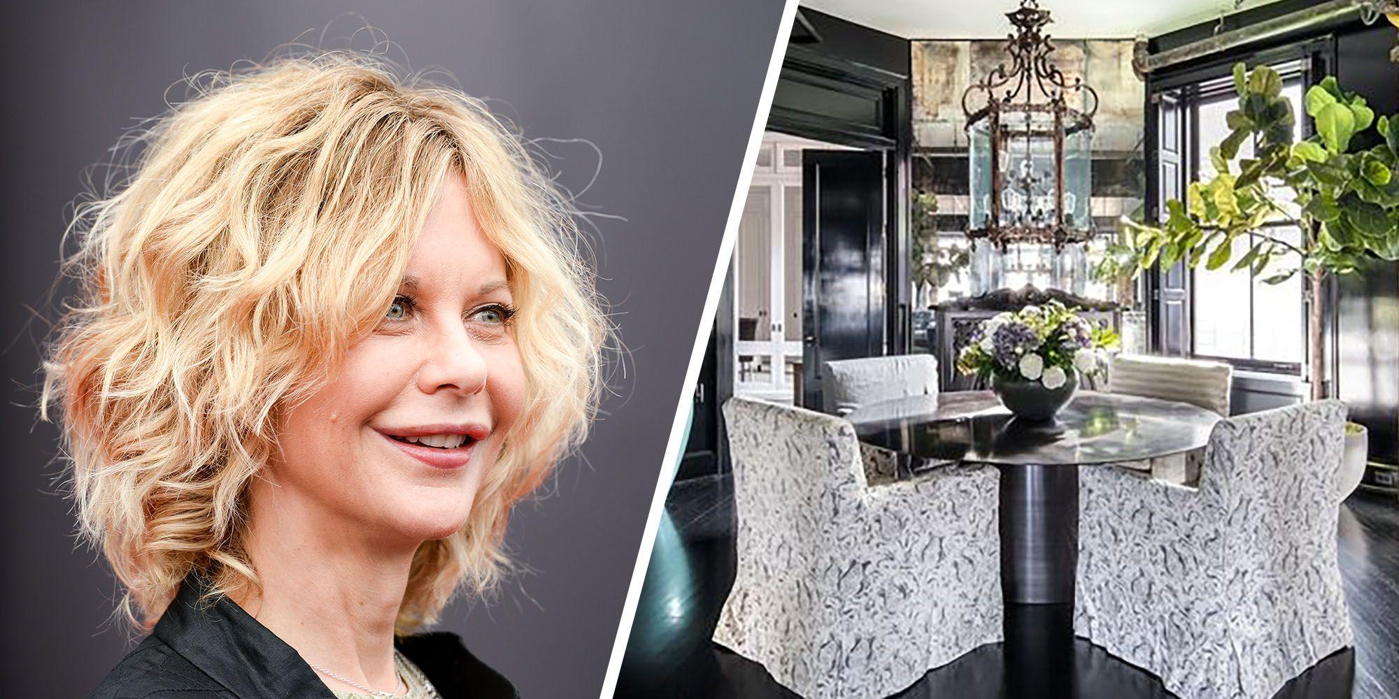 Meg Ryan Sells Her Monochromatic SoHo Apartment For $9.84 Million