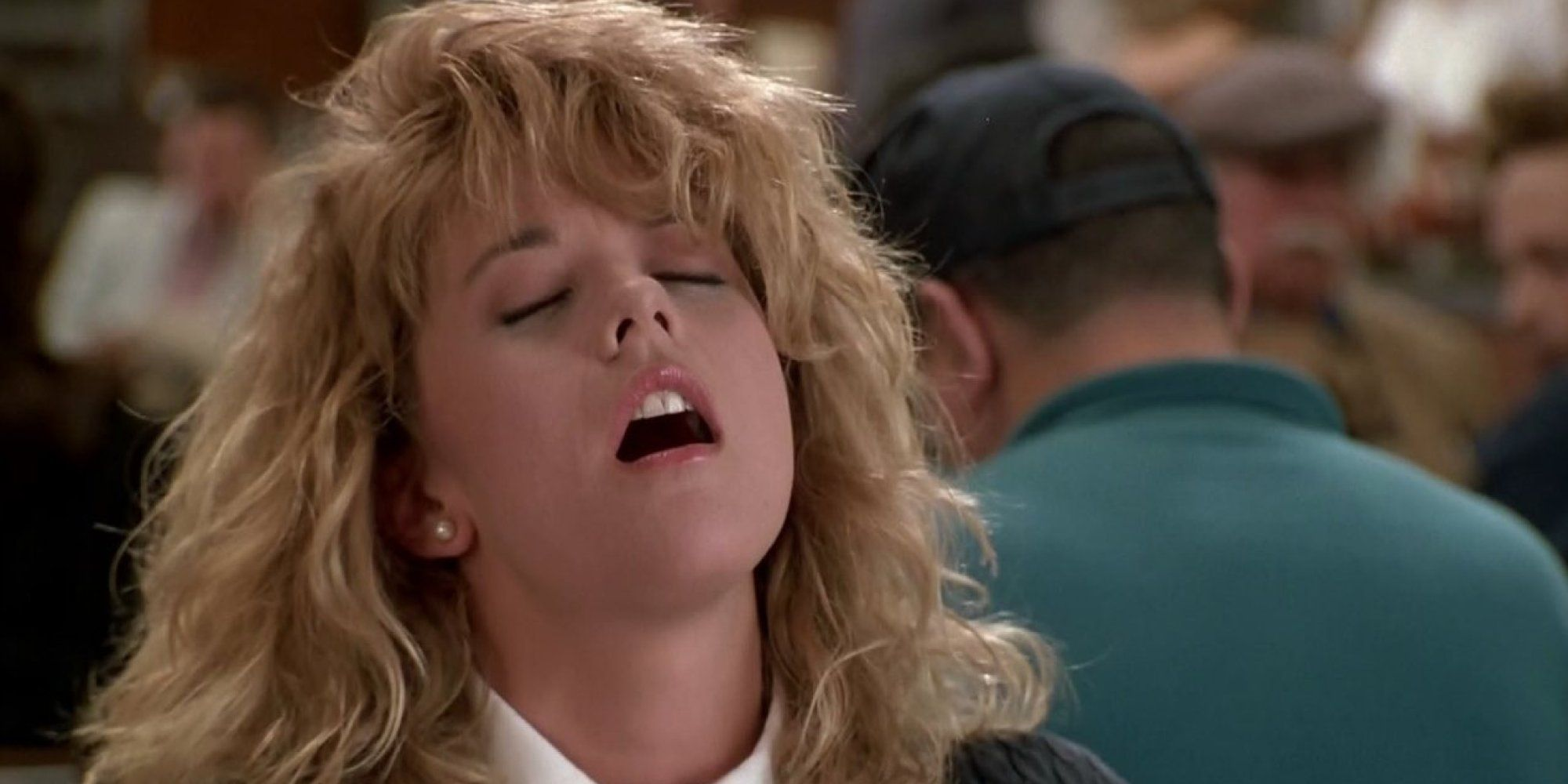 Cuando Harry encontró a Sally' y la historia del orgasmo de Meg Ryan