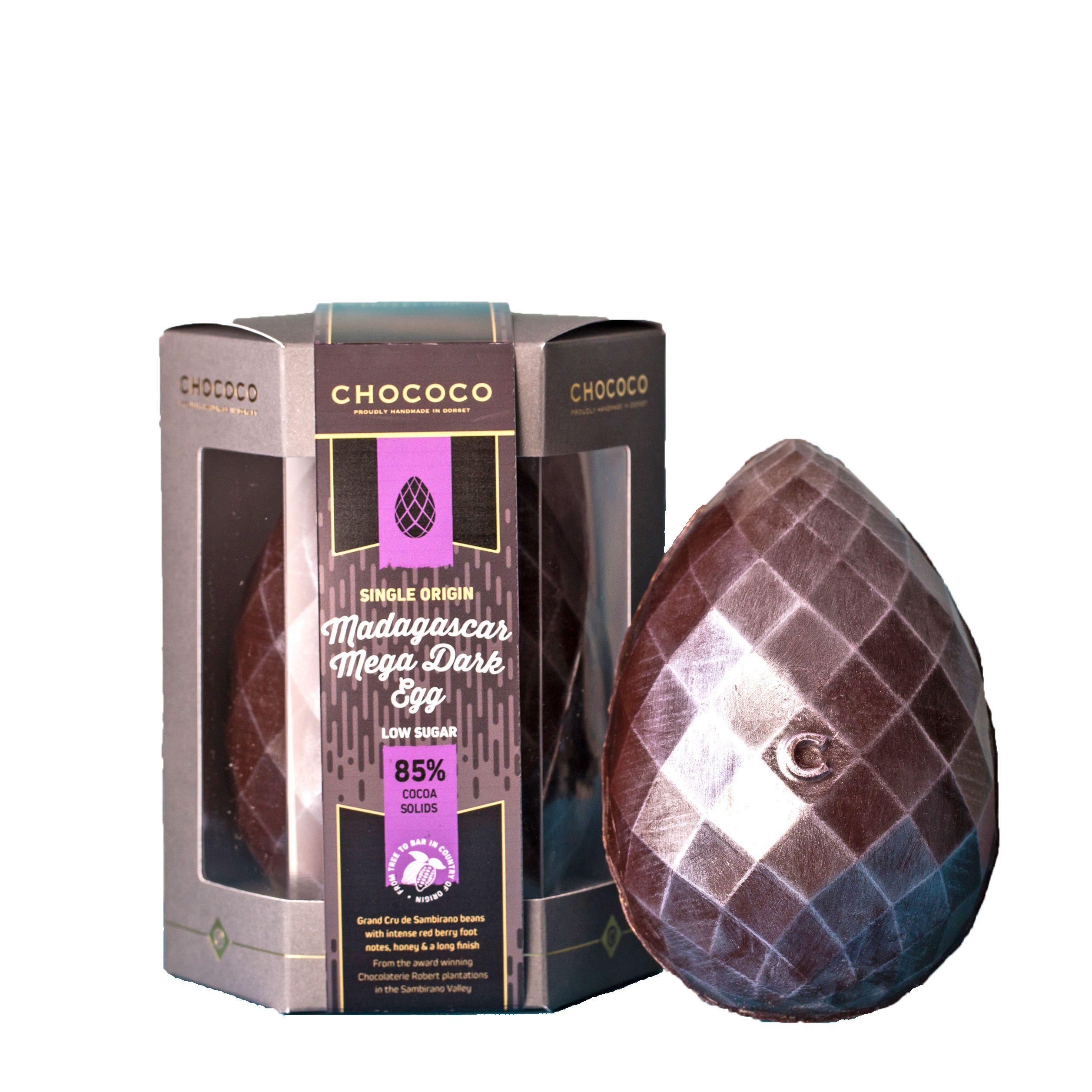 best dark chocolate Easter egg