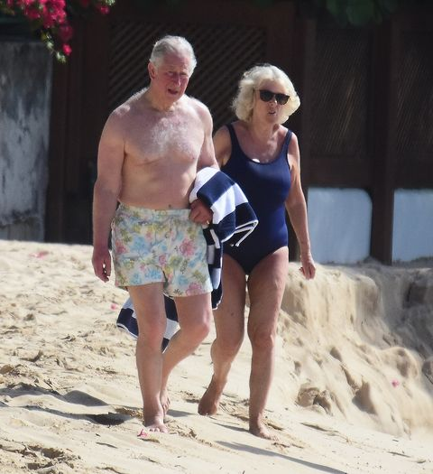 Breaking News: Prince Charles Has An Insane Bod