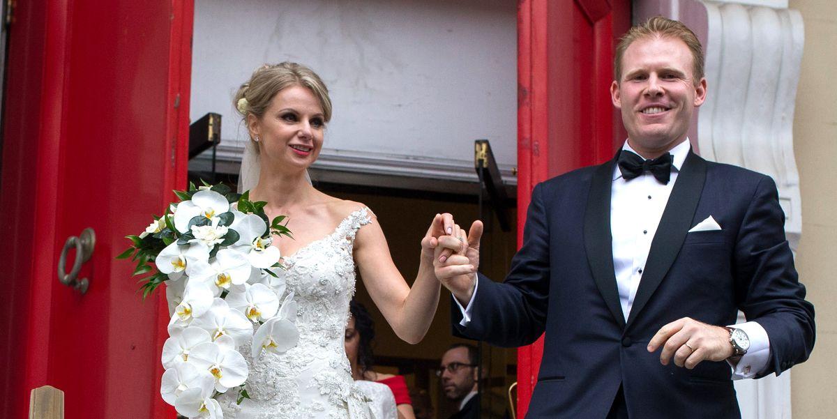 Andrew Giuliani Zivile Rezgyte Wedding Rudy Giuliani Son