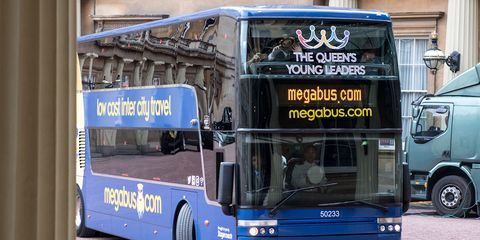 Why Megabus has been banned from advertising £1 seats