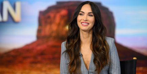 today    pictured megan fox on wednesday, november 28, 2018    photo by nathan congletonnbcu photo banknbcuniversal via getty images via getty images