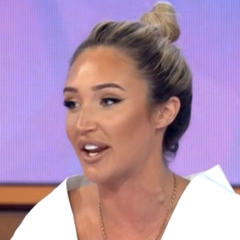 Megan McKenna responds to rumours she's joining X Factor's celebrity series