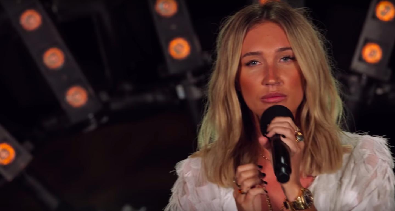 X Factor: Celebrity's Megan McKenna responds to claim she has unfair advantage