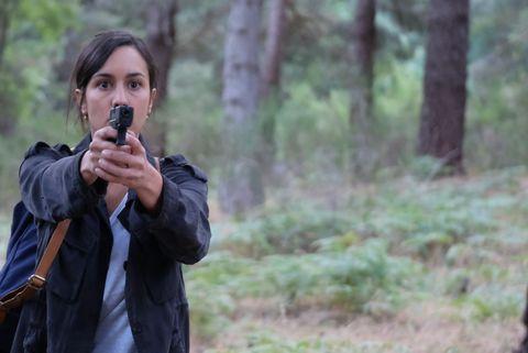 Megan Montaner en la nueva serie de La 1 'La caza. Monteperdido'