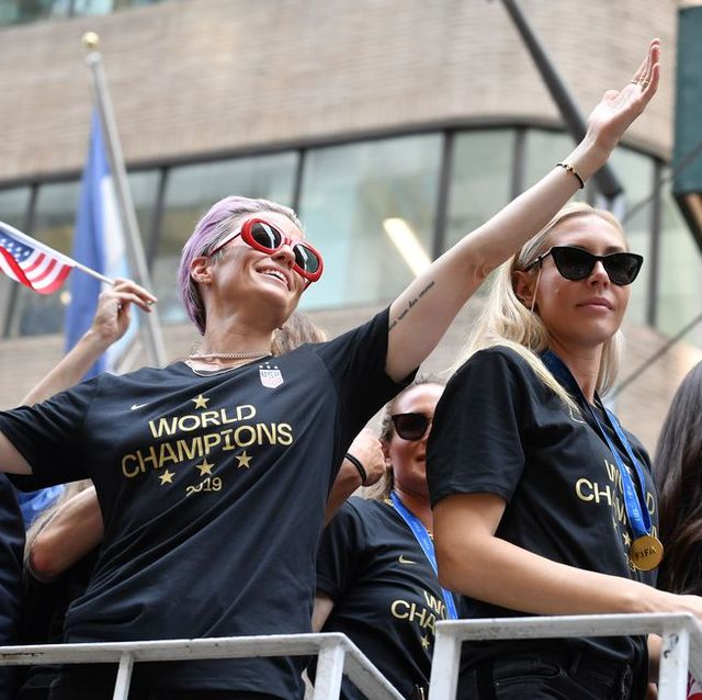 fbl wc 2019 usa women parade