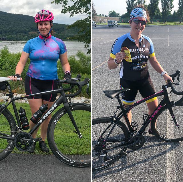 megan barto cycling weight loss