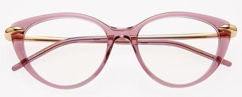 ピンク フレーム メガネ 眼鏡