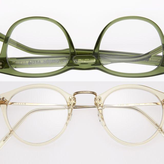 眼鏡 メガネ クリアフレーム カラーフレーム