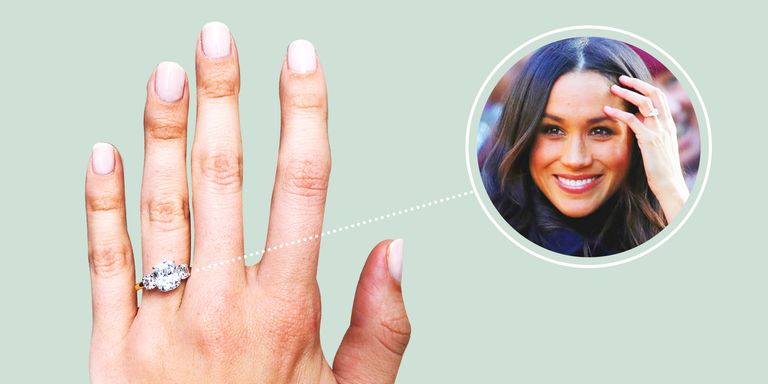 I Wore Meghan Markle S Engagement Ring For A Day