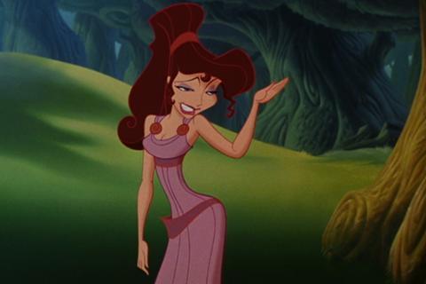 Meg from Hercules