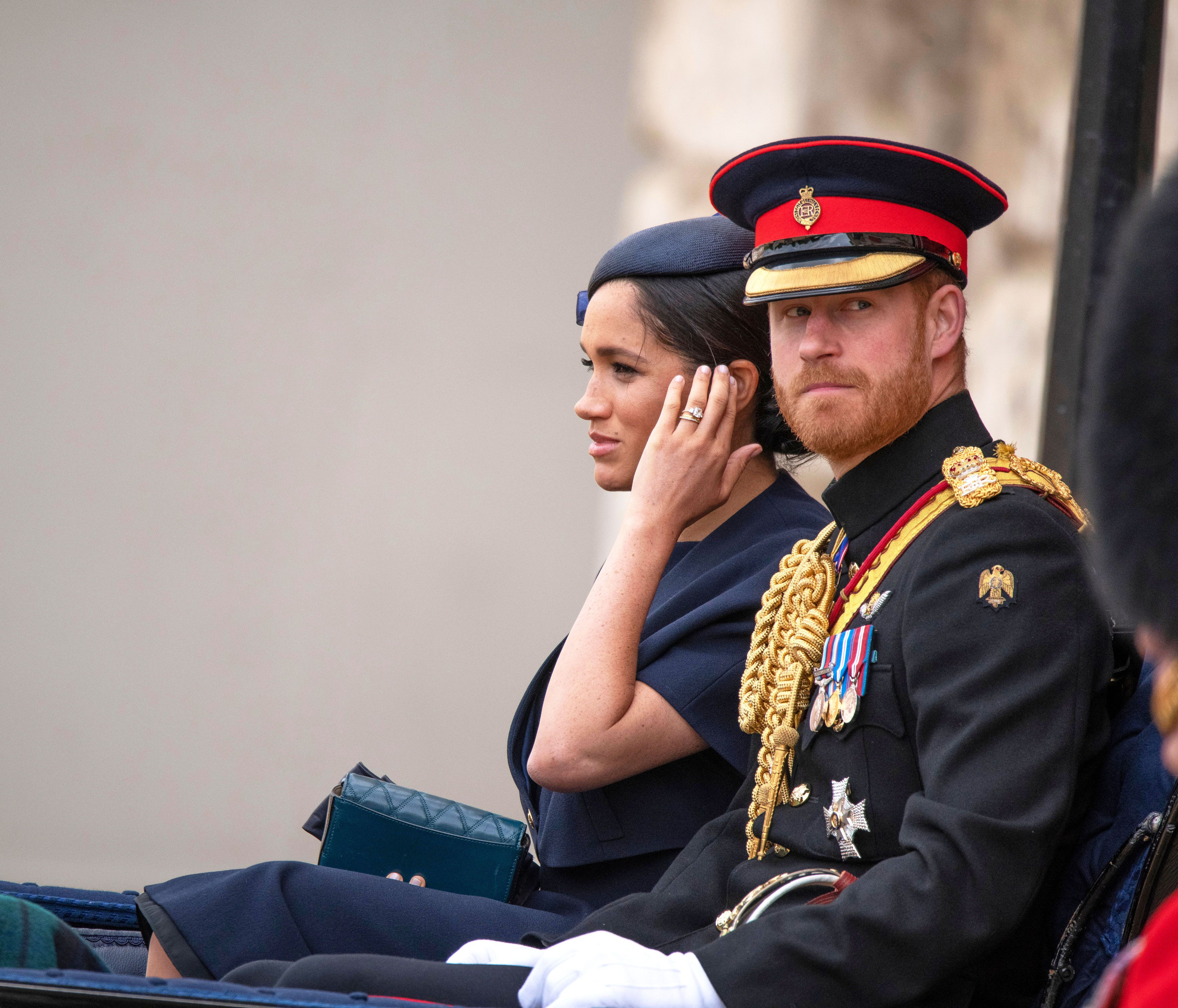 Meghan Markle Apparently Updated Her Engagement Ring to Include More Stones