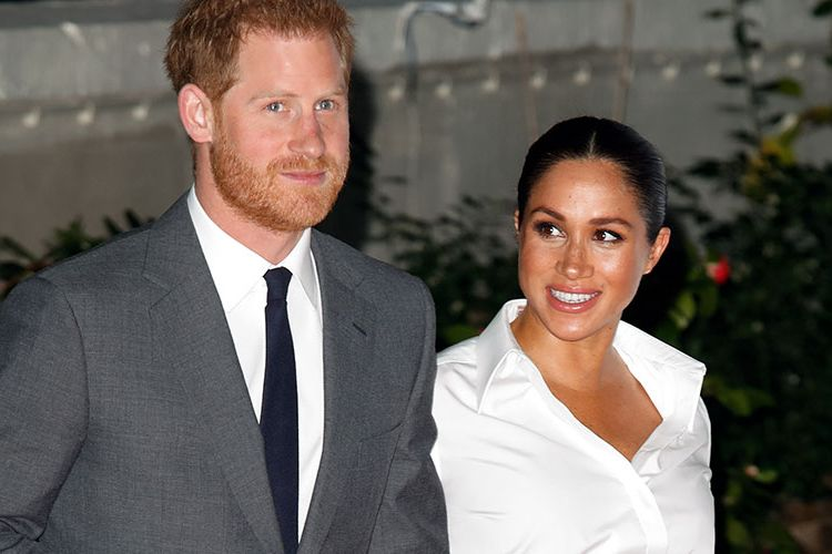 Meghan Markle is apparently planning to feng shui her and Prince Harry's new home, Frogmore Cottage
