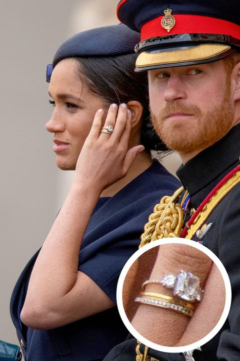 Meghan, Duchess of Sussex Engagement Ring