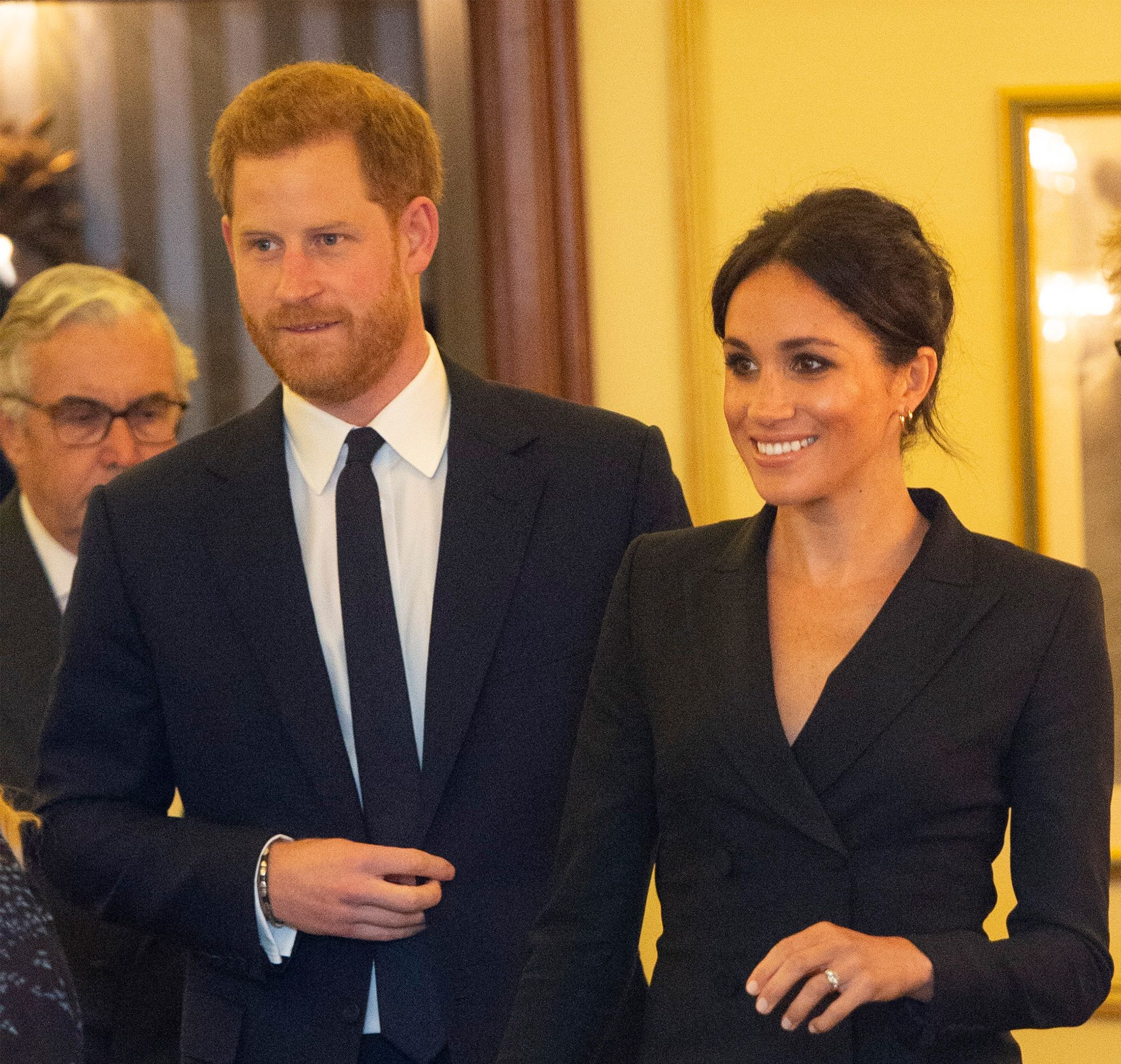 e1ff0b118ab18 Meghan Markle's Tuxedo Dress – How To Get The Look For Just £59