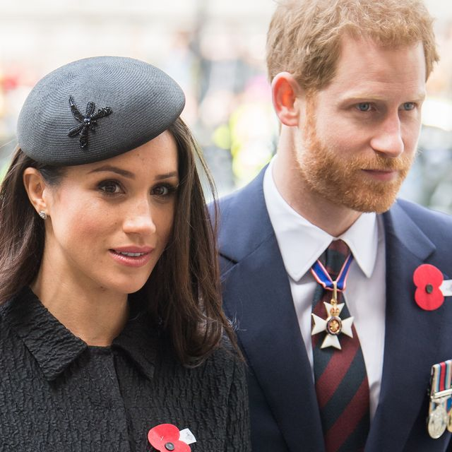The Best Prince Harry And Meghan Remembrance Day