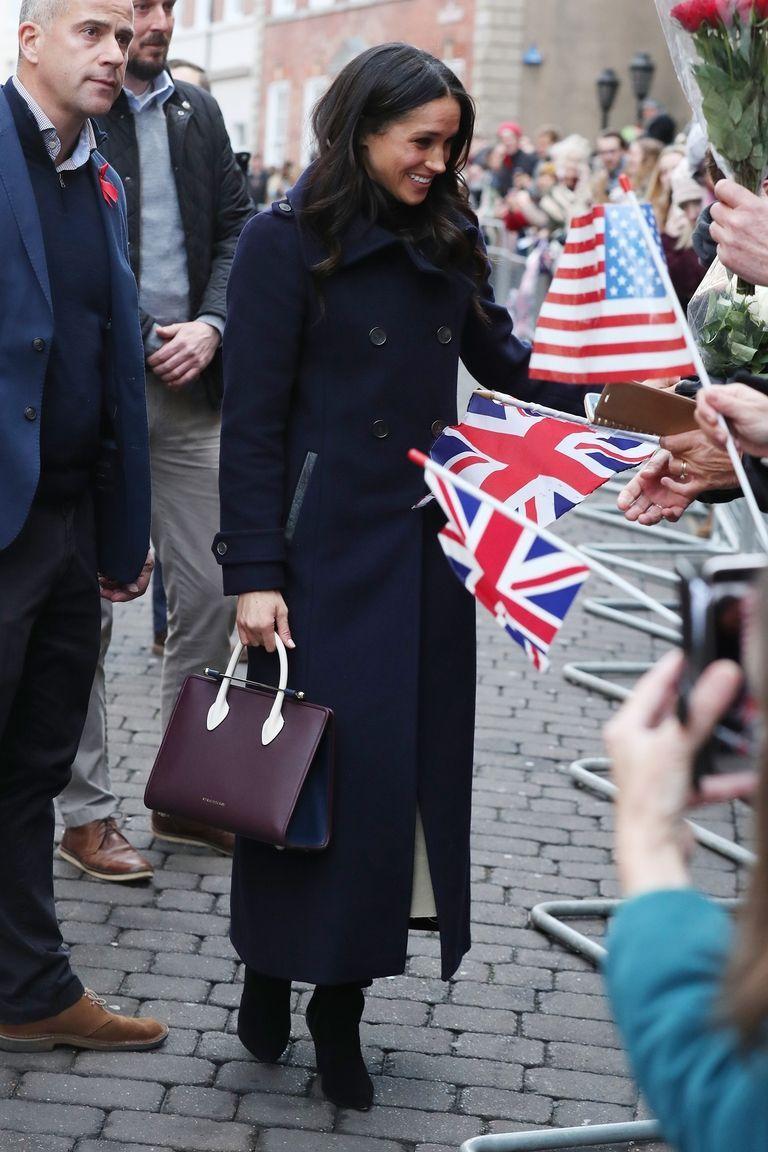 Meghan Markle's handbag