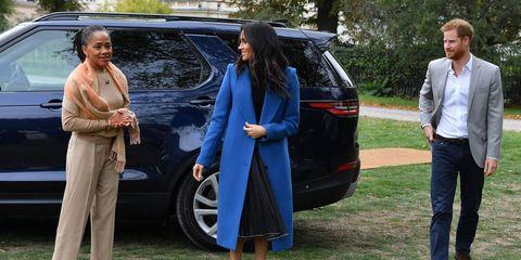 Vehicle door, Car, Vehicle, Grass, Luxury vehicle, Ceremony, Family car,