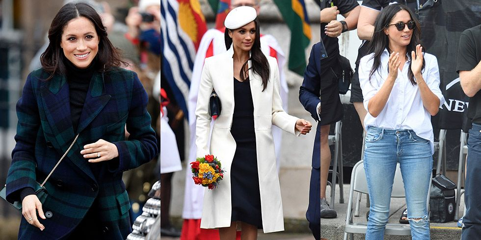 All the Times Meghan Markle Has Channeled Princess Diana