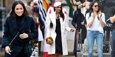 feed534abb803 Times Meghan Markle Channeled Princess Diana - Meghan Markle ...