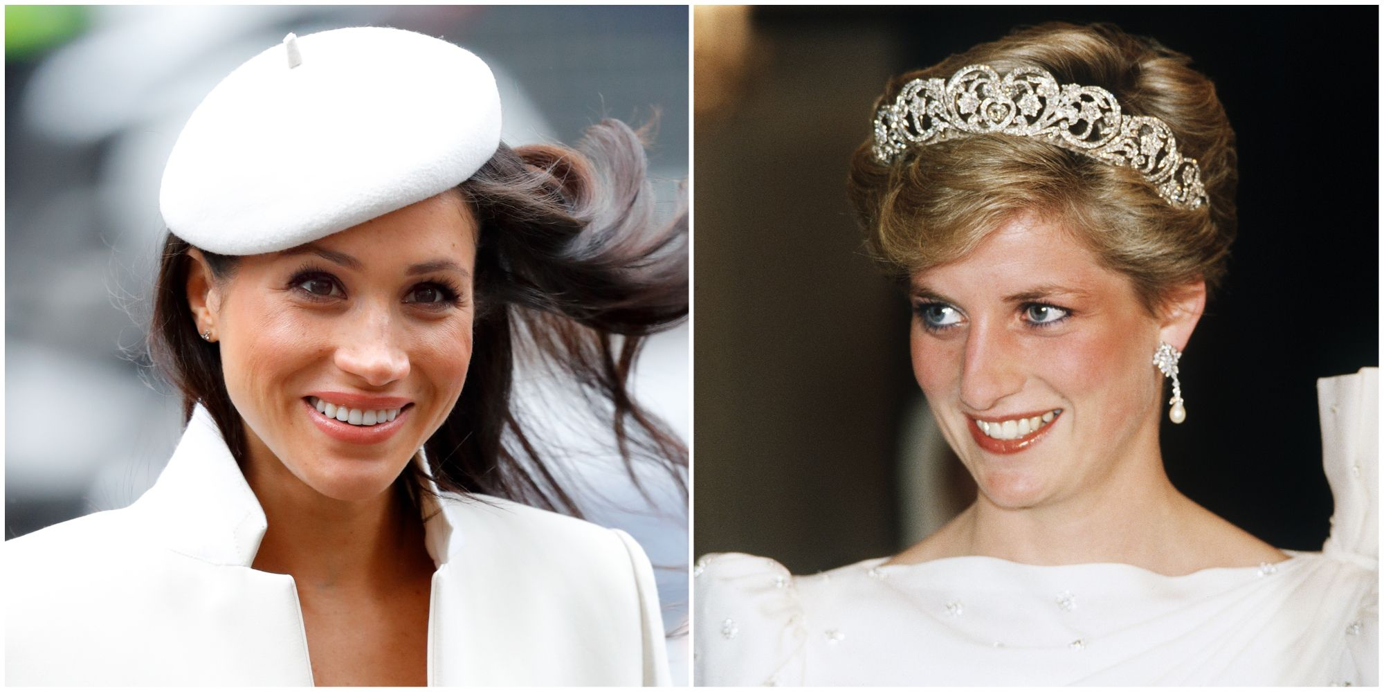 Meghan Markle Will Carry A Special Tribute To Princess Diana On