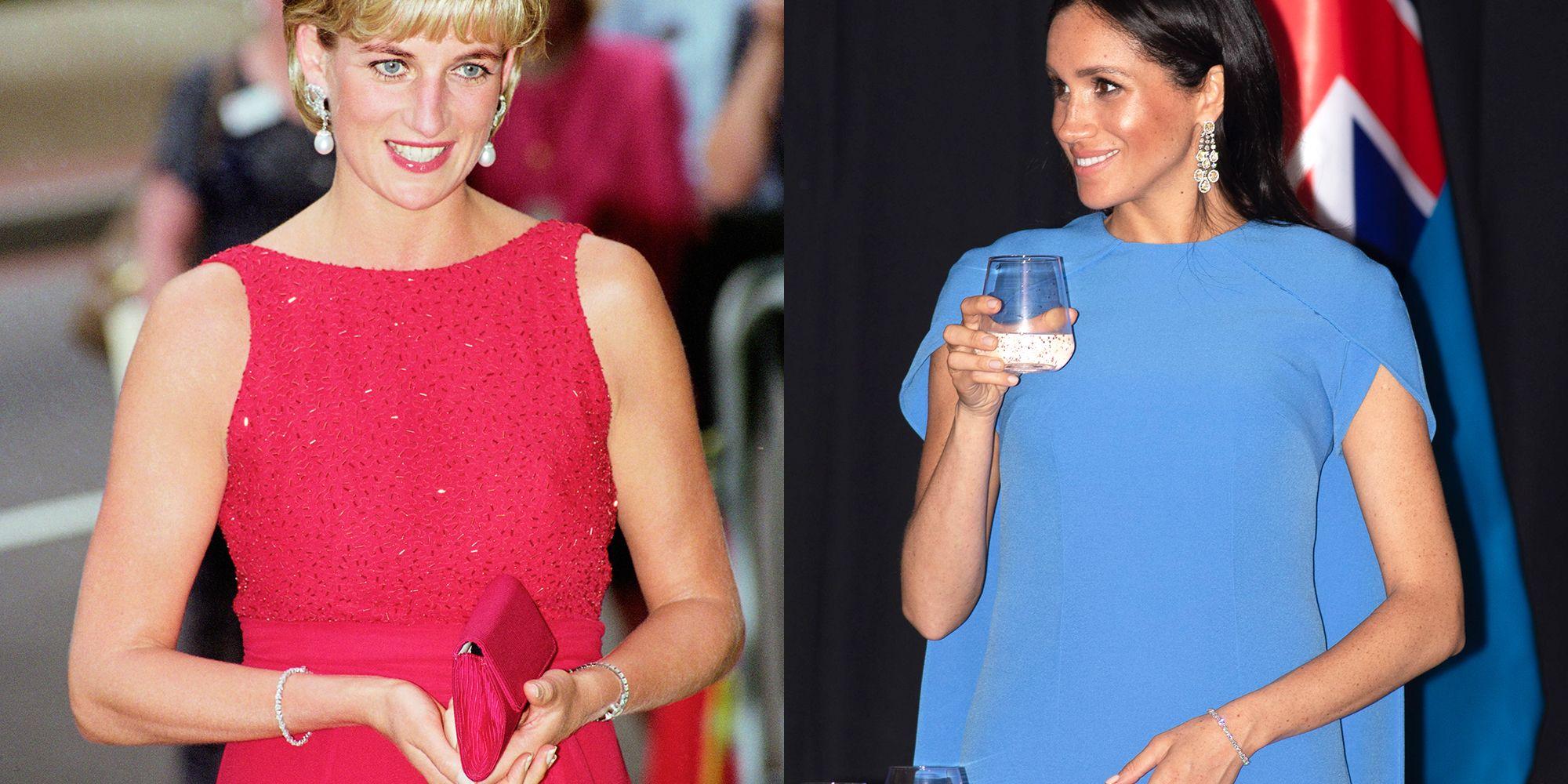 Diana's Diamond Bracelet