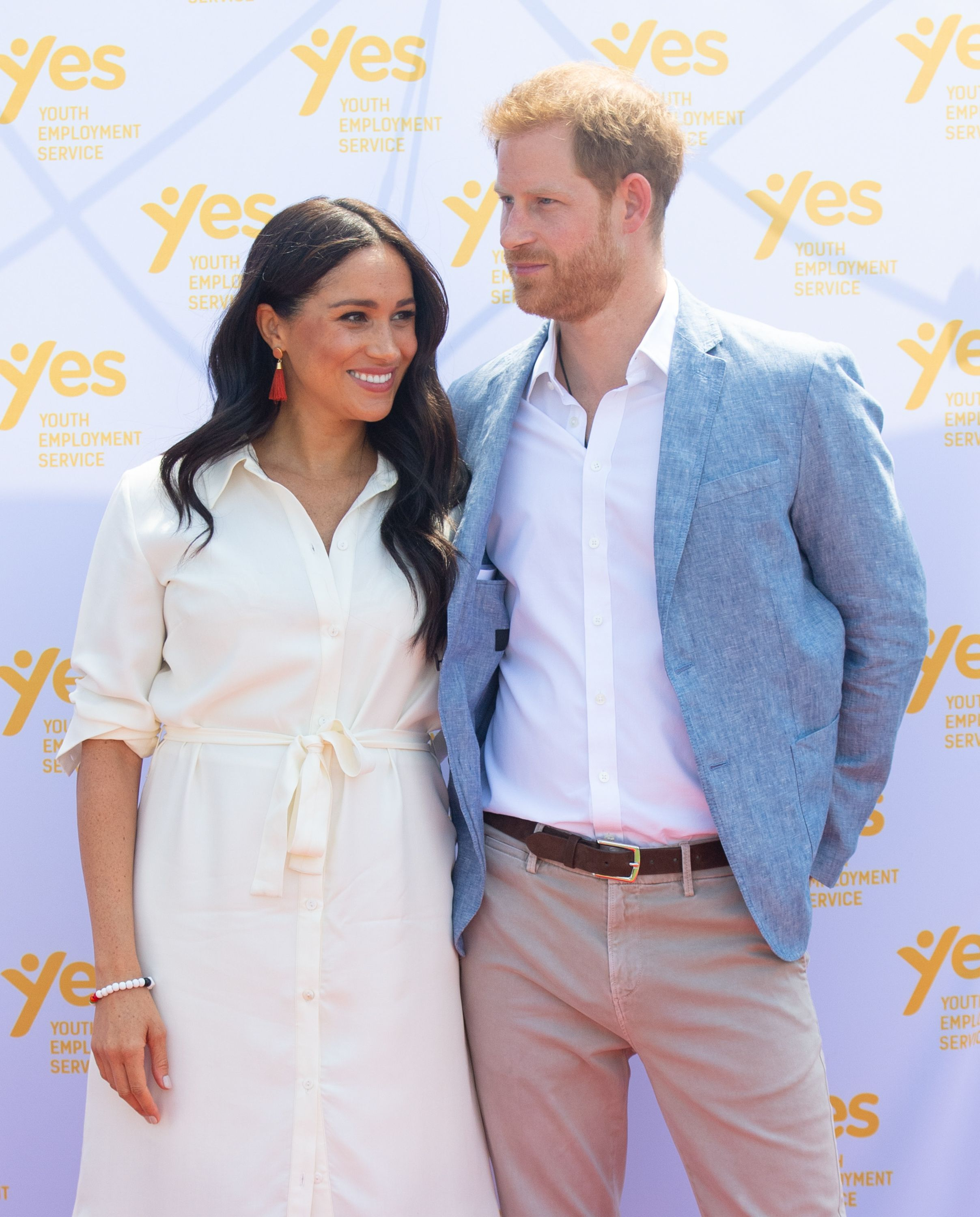 Prince Harry Suggests He and Meghan Markle May Move to Africa
