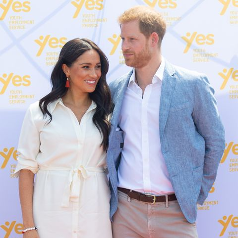 meghan markle prince harry africa The Duke And Duchess Of Sussex Visit Johannesburg - Day Two