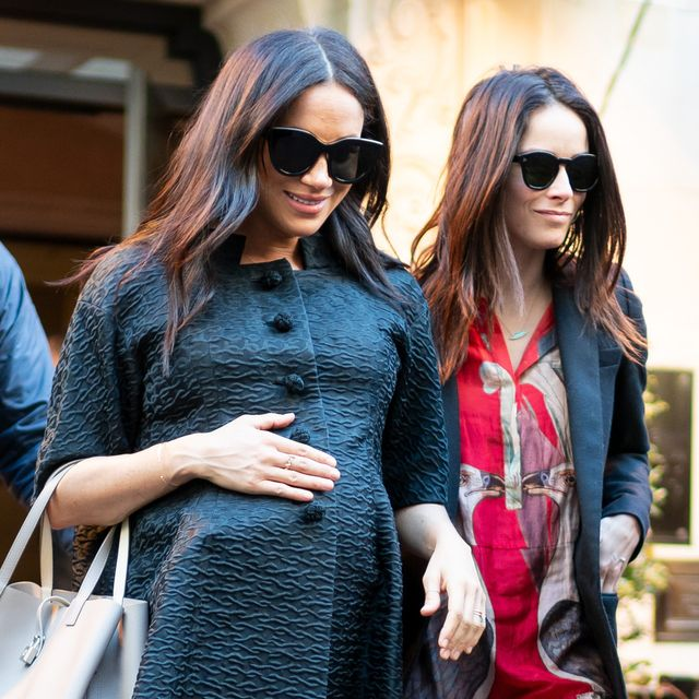 Photos Of Meghan Markle's 2019 New York City Trip And Baby