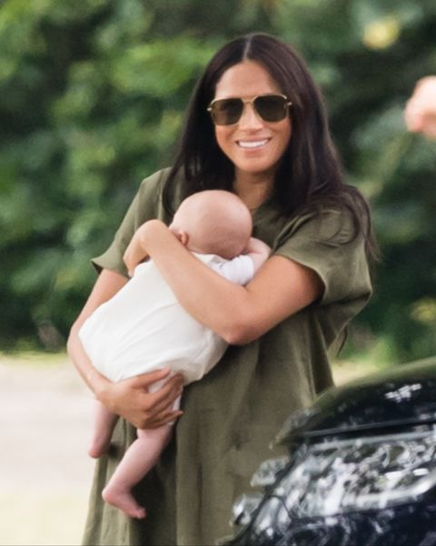 Meghan Markle and Baby Archie Met Jane Goodall, and Meghan Was Starstruck