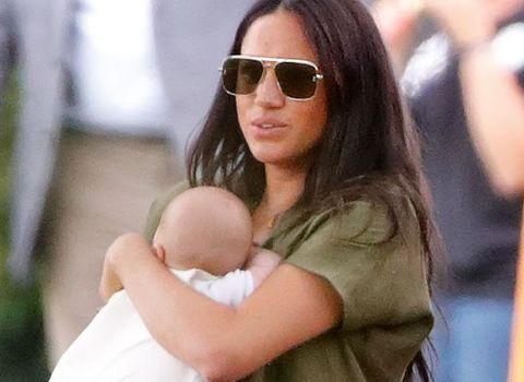 Meghan Markle Is Being Mom-Shamed for How She Holds Archie